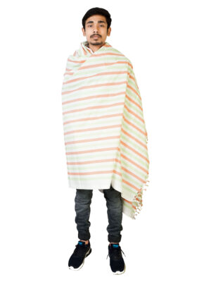 Cotton all weather shawl & stole